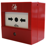 Simlec Fire Alarm Call Point